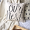 """Thumbnail: """"Our Nest"""" Pillow Cover"""