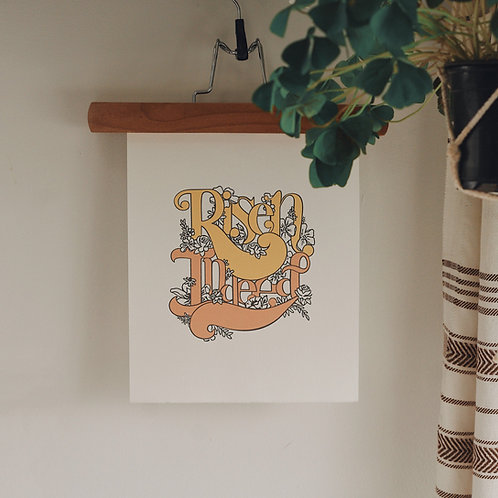 Risen Indeed Print