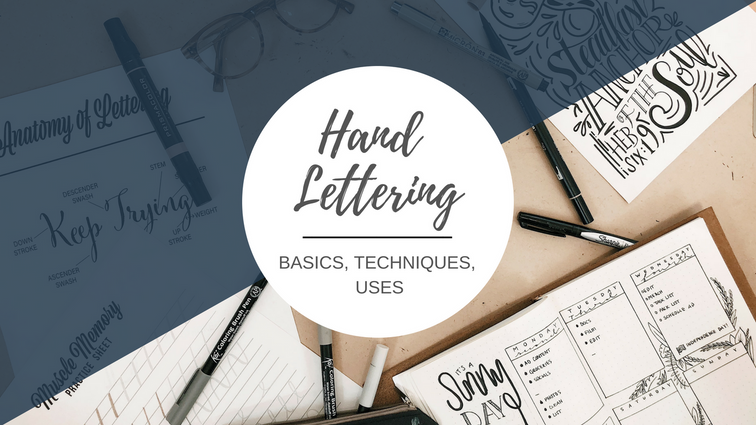 hand lettering class