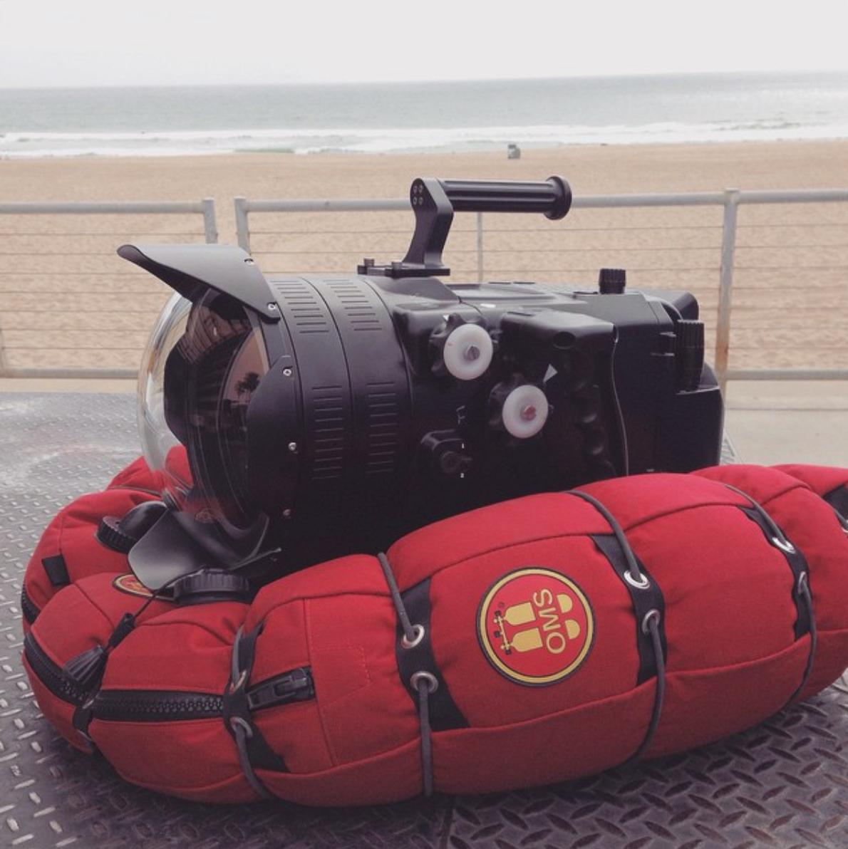 Nauticam Red Epic  [Water Tech]