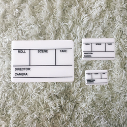 Mini Insert Slates by Kelly Simpson
