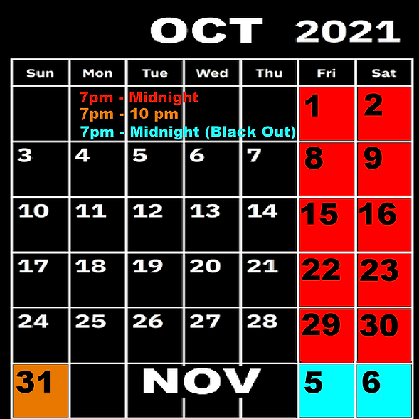 2021 Dates and Times.BMP
