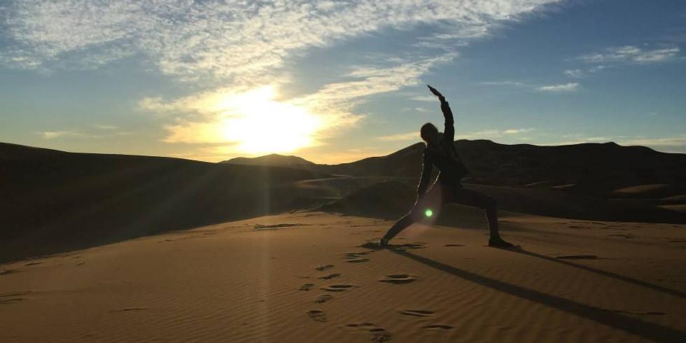 Hatha Yoga Fredagar 12:00-13:00