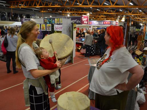 Bilder från Harmoni Expo