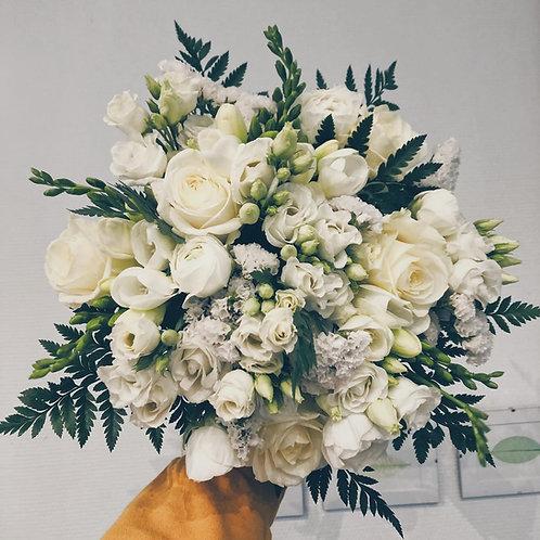 Bouquet blanc Roch Hachana