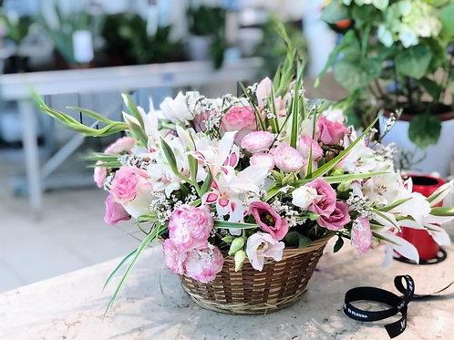Composition florale Roch Hachana
