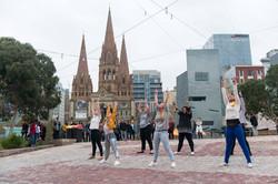 Flashmob proposal