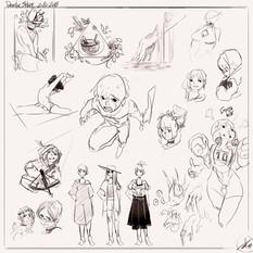 Sketch Sheets
