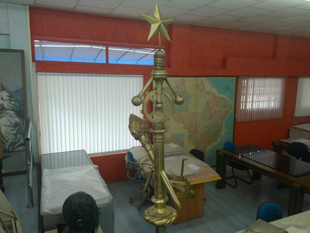 Símbolo do cooperativismo em Caxias do Sul é preservado no Memorial Gazola