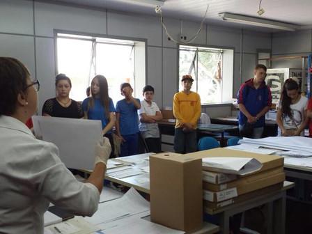 MEMORIAL GAZOLA RECEBE ESCOLAS PARTICIPANTES DA 16ª SEMANA NACIONAL DOS MUSEUS