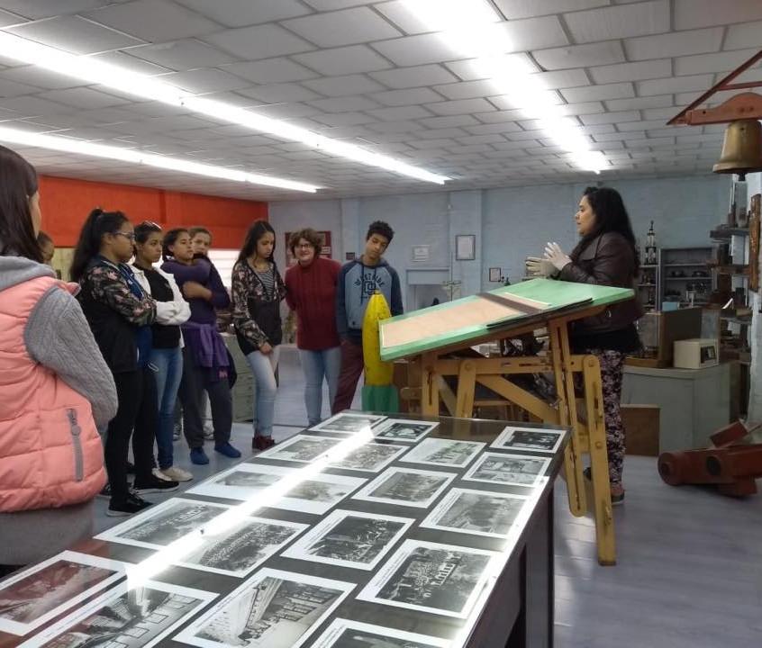 Foto: MIM - Museu da Indústria Metalúrgica, Memorial Gazola