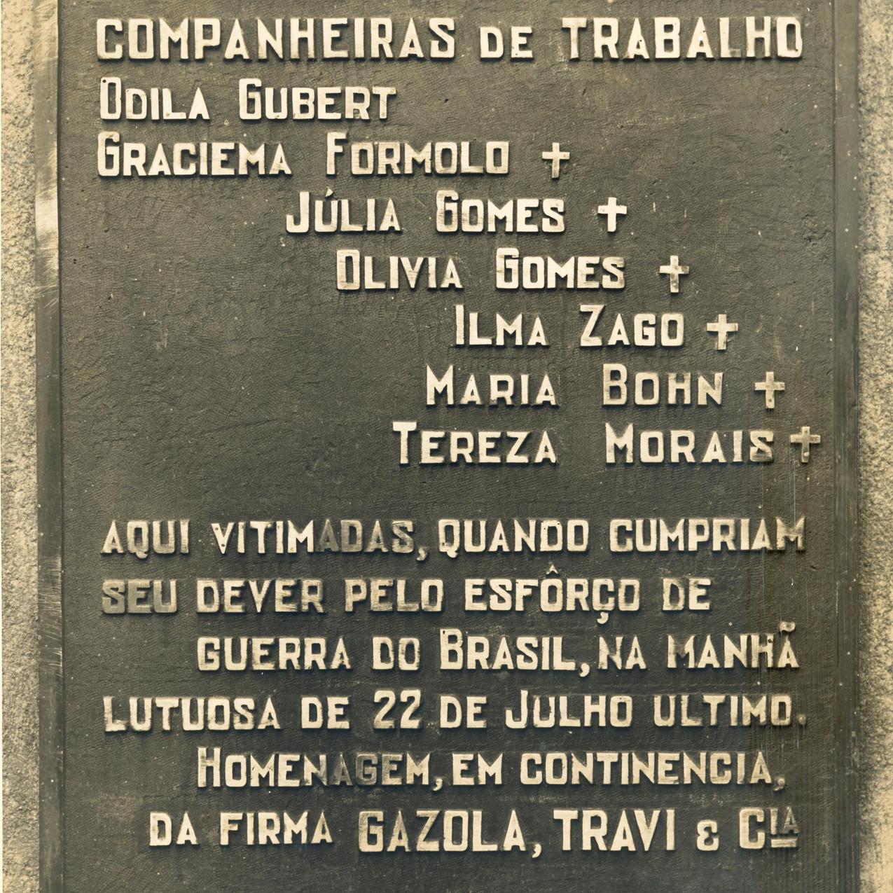 Memorial Gazola