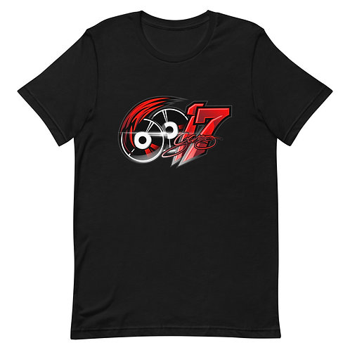 6017 Short-Sleeve Unisex T-Shirt