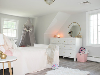 A Simply Perfect Little Girls Room