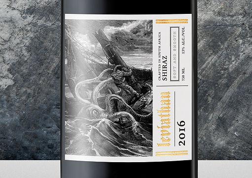 wine label, wine, suckerpunch, graphic design, packaging