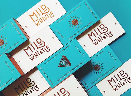 Mild Whistle: Branding by Oddds