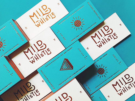 Mild Whistle: Branding by Oddds