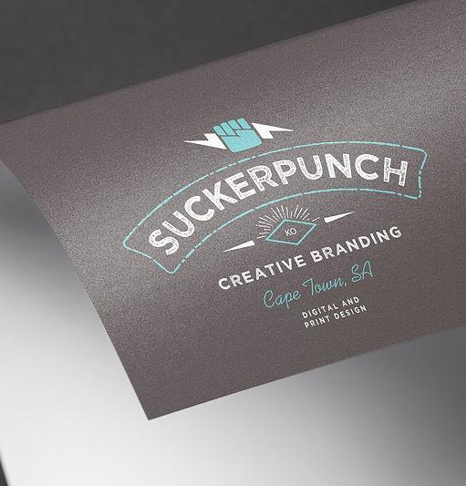 logo design, branding, stationery, graphic design, cape town, suckerpunch