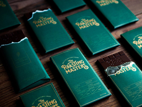 Roasting Masters Identity & Packaging Design by CFC