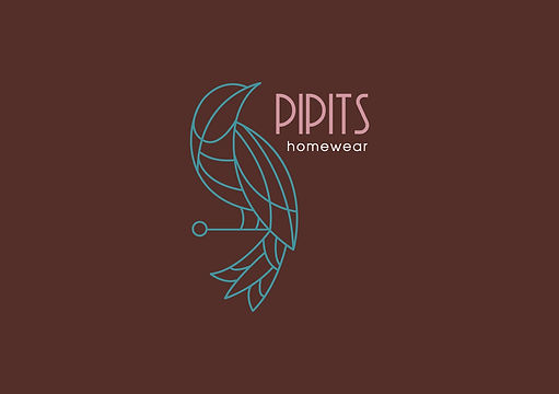 Pipets Homewear Identity