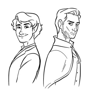 Galen and Tony