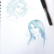 Cybil and Reina