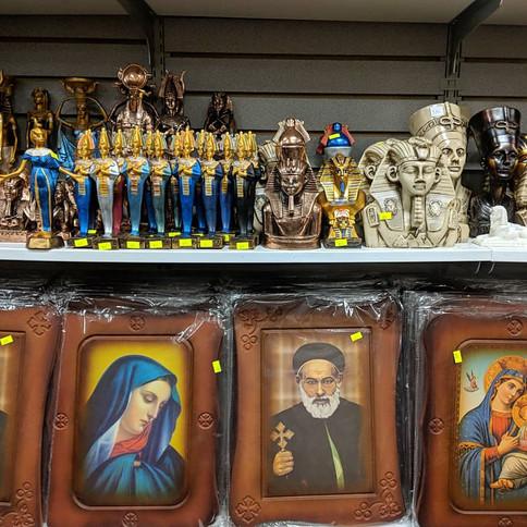 Fr. Yostos's Gift Shop