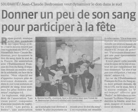 Communiqué de presse 01/06/07