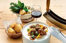 plats cuisines provencaux, fetes, gamme festive, pieds et paquets marseillais,  Provence Charcuterie, Comptoir des Salaisons, fabrication artisanale