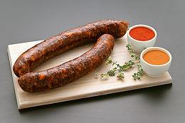 Chorizo, fabrication artisanale, Comptoir des Salaisons, Provence Charcuterie
