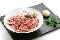 salade de museau, Provence, Charcuterie, Comptoir des Salaisons, fabrication artisanale