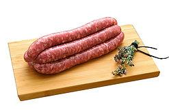 Saucisse du maquis à griller tressée à la main  Provence Charcuterie - Comptoir des Salaison