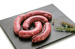 Saucisse du maquis fabriquée artisanalement Provence Charcuterie - Comptoir des Salaisons