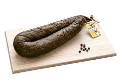 figatelli corse , fabriqué artisanalement, spécialité mediterranéenne, Comptoir des Salaisons, Provence Charcuterie