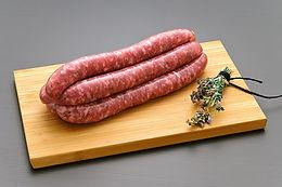 Saucisse du maquis tressée main - Comptoir des Salaisons  Provence Charcuterie