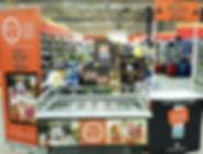 Animations magasins impactantes Comptoir des Salaisons  Provence Charcuterie