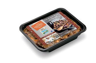 noix de joue de porc au figatelli, mijoté, fetes, gamme festive, Provence, Charcuterie, Comptoir des Salaisons, fabrication artisanale