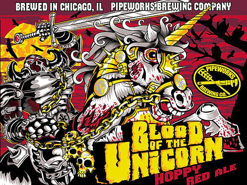 Blood of the UnicornPoster
