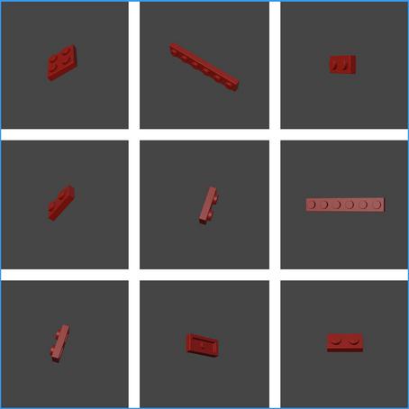 Lego Sorter using Machine Learning