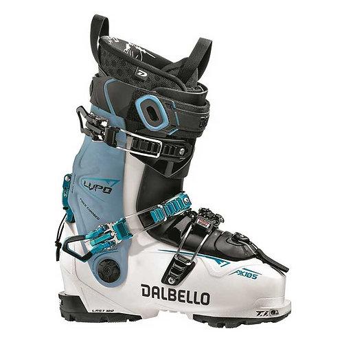 Dalbello Lupo AX 105 Women's (SOLE Edition) Ski Boots