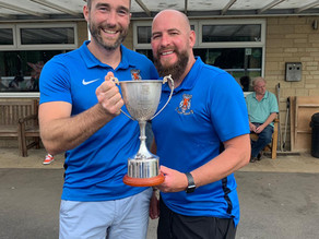 TAVS SHOCK SHORTWOOD TO RETAIN CUP