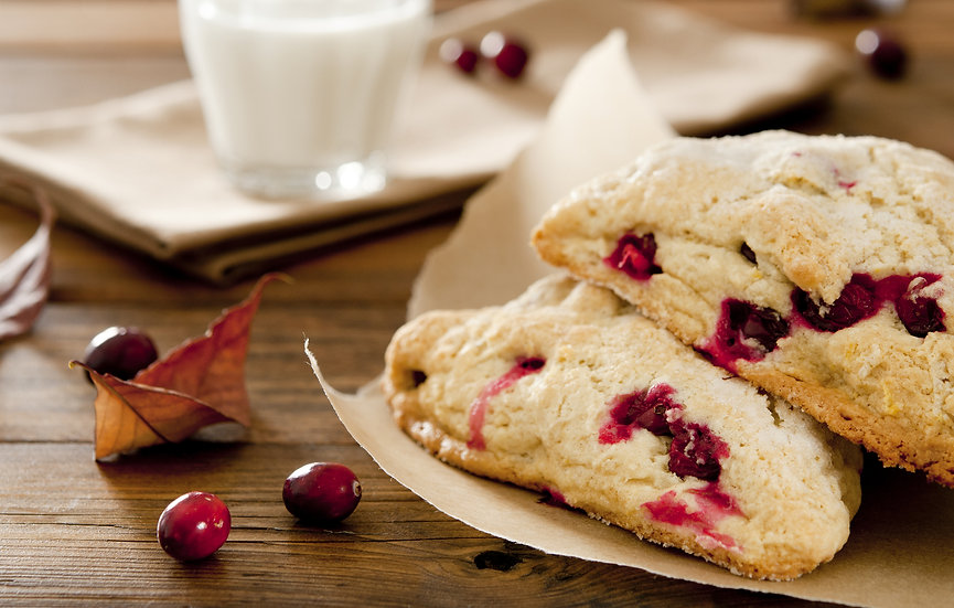 Scrumptious Cranberry Scone Mix