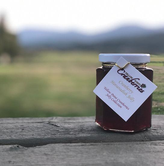 Cranberry Horseradish Jelly