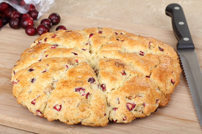 Cranberry Ginger Scone Mix