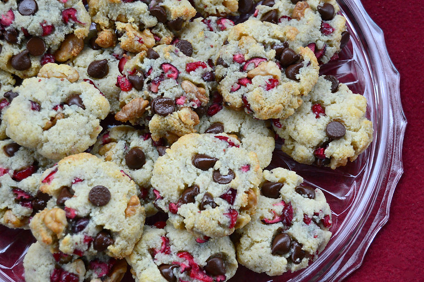 Cranberry Oatmeal Chocolate Chip Cookie Mix