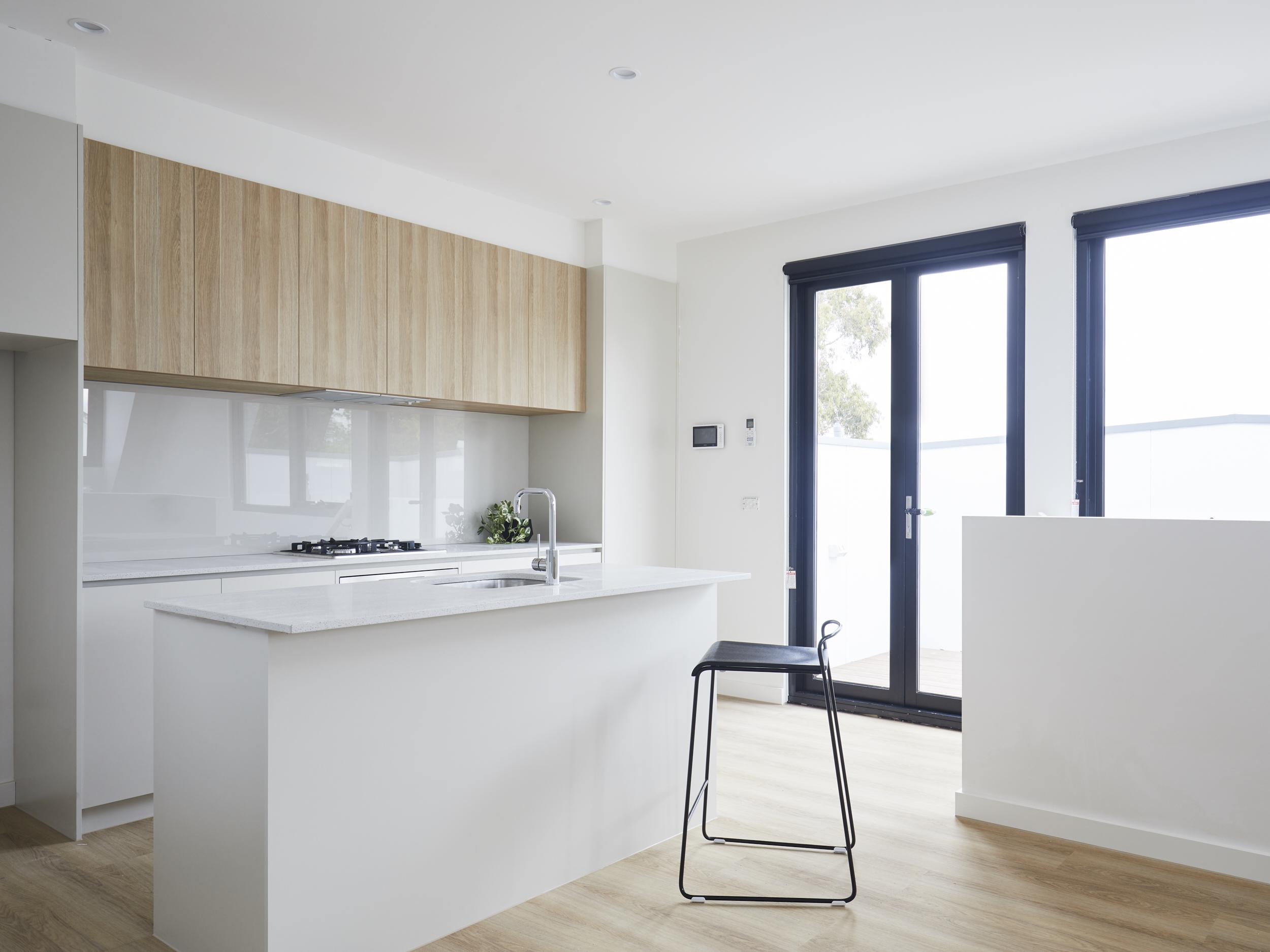 Chapman - Kitchen to Balcony