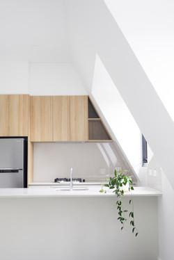 Chapman Loft - Kitchen