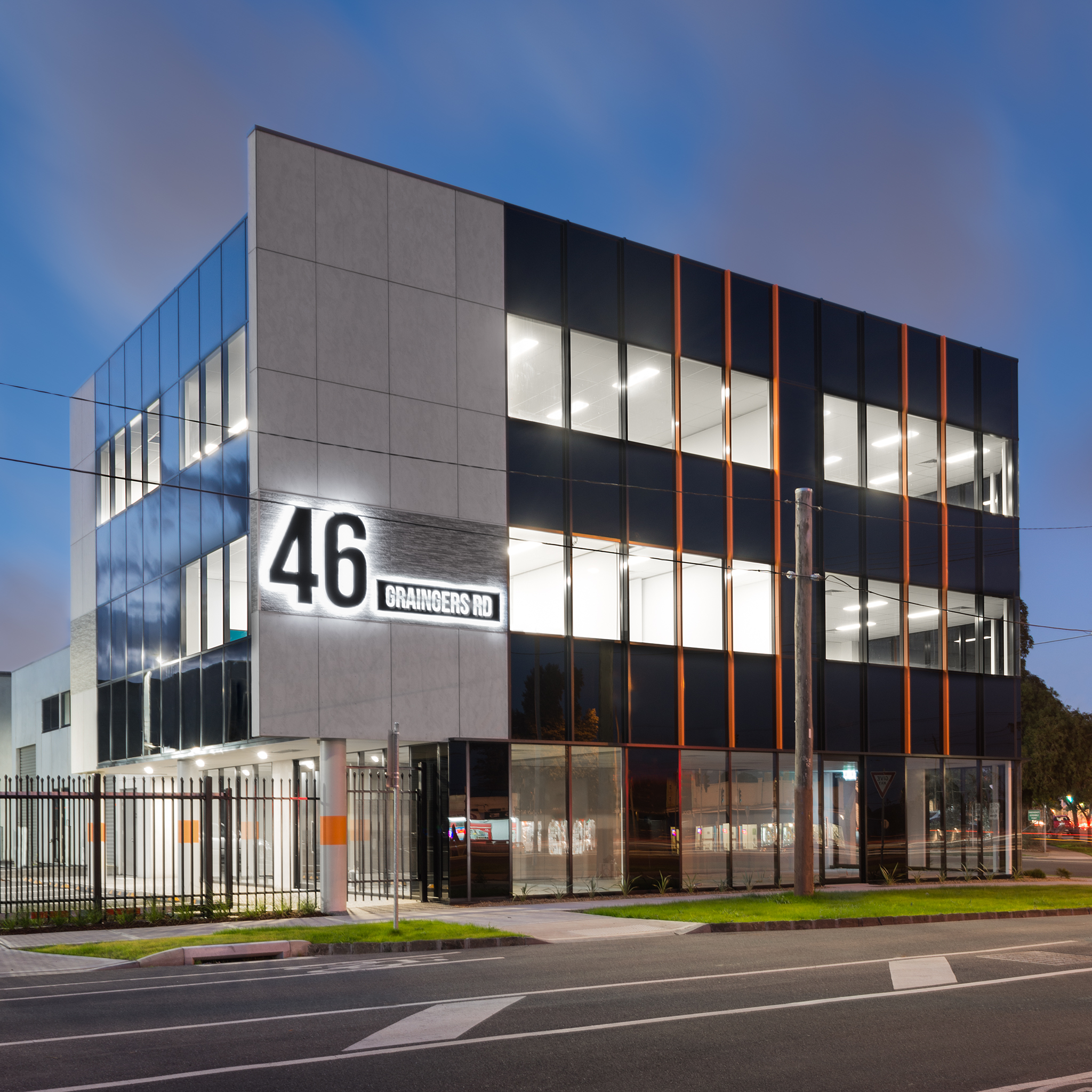 City West Business Park - Office Building 3