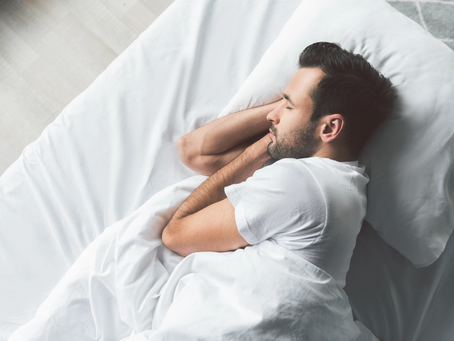 Sleep: The Missing Link to Reaching Your Fitness Goals