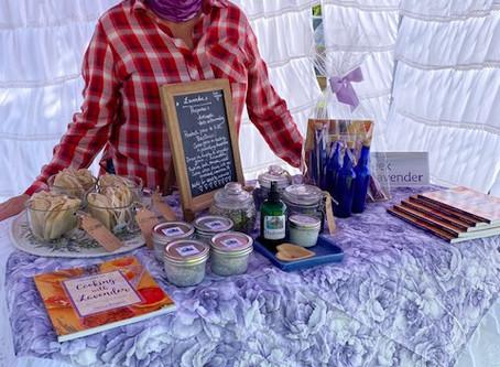 Seek Lavender Farm Store - May 16, 2020